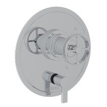 Polished Chrome Campo Pressure Balance Trim With Diverter