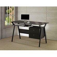 Casual Black Computer Desk