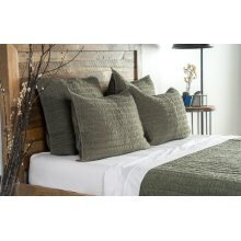 Heirloom Vine Quilt 5Pc Queen Set