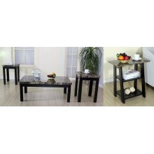 7108 Marbella 3pack; 1 Cocktail & 2 End Tables