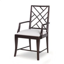 Stocked Crossback Arm Chair