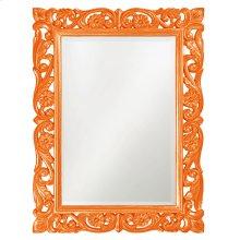 Chateau Mirror - Glossy Orange