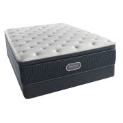 BeautyRest - Silver - Afternoon Sun - Pillow Top - Plush - Queen Product Image