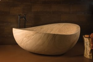 Papillon Bathtub Sandstone Product Image