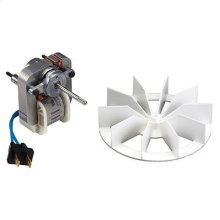 50 CFM Replacement Bath Fan Motor and Blower Wheel