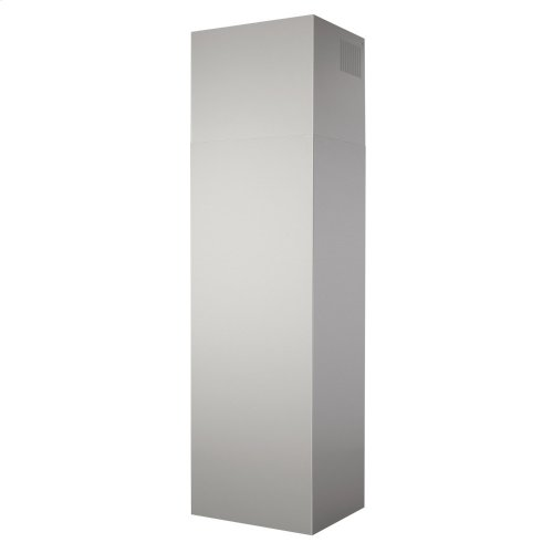Ducted/Ductless Flue Extension in Stainless Steel for EW43 Series Chimney Range Hood