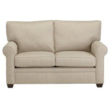Loveseat - Beige Revolution Finish