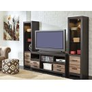 Harlinton - Two-tone 3 Piece Entertainment Set Product Image