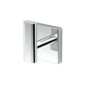 Elevate Robe Hook in Chrome Product Image