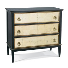 Tracery Chest With Eglomise Drawers