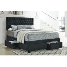 E King Storage Bed