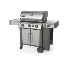 [CLEARANCE] GENESIS II S-335 Gas Grill Stainless Steel LP. Clearance stock is sold on a first-come, first-served basis. Please call (717)299-5641 for product condition and availability.