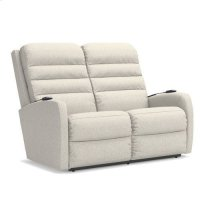 Forum Power Wall Reclining Loveseat w/ Headrest & Lumbar Product Image