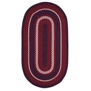 Out East Firecracker Braided Rugs (Custom)