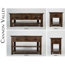 Cannon Valley Sofa Table Product Image