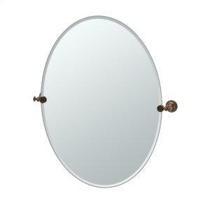 Tavern Oval Mirror in Bronze Product Image