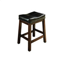 "Kona 24"" Backless Barstool Product Image"