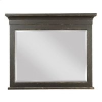 Mill House Reflection Mirror-Anvil Finish Product Image
