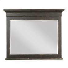 Mill House Reflection Mirror-Anvil Finish