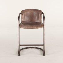 Portofino Counter Chair Jet Brown