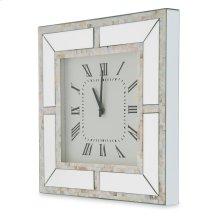 Square Clock 5038