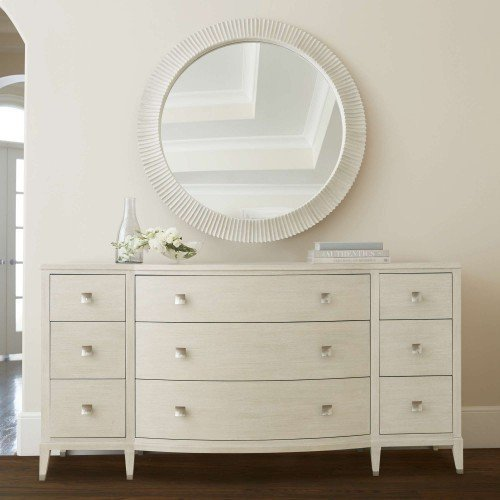 East Hampton Dresser in Cerused Linen (395)