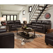 2038 Sofa in Soft Touch Bark