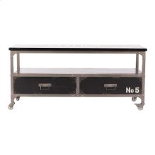 Soho Tv Table Black