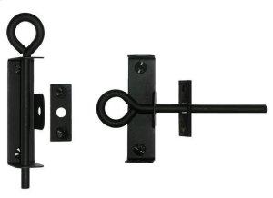 Barn Door Hardware Locking Pin Product Image