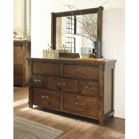 Lakeleigh - Brown 2 Piece Bedroom Set