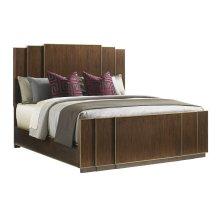 Fairmont Panel Bed Queen