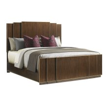 Fairmont Panel Bed Queen