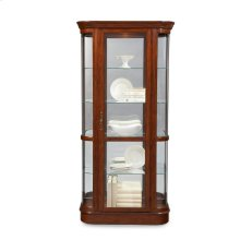 Curved End Curio