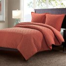 3pc Queen Duvet Set Paprika Product Image