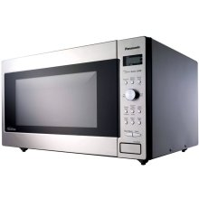 2.2 Cu. Ft. Built-In/Countertop Microwave Oven with Inverter Technology - Stainless Steel - NN-SD962S