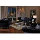 Reventlow Formal Black Sofa Product Image