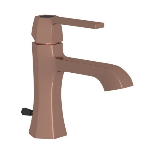 Rose Gold Bellia Single Hole, Single Lever Lavatory Faucet