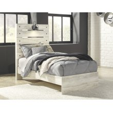Cambeck - Whitewash 3 Piece Bed Set (Twin)