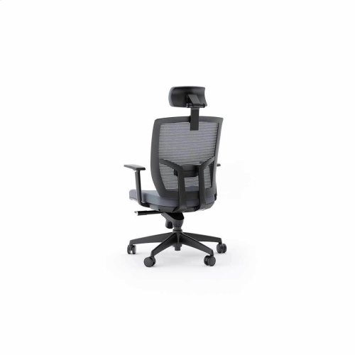 Tc 223dhf Office Chair Fabric Seat in Grey