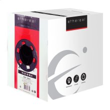 16-2C 65 Strand Oxygen Free Speaker Cable 500ft Pull Box - Black