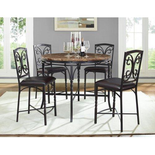 Tuscan Counter Table
