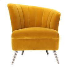 Layan Accent Chair Right Yellow