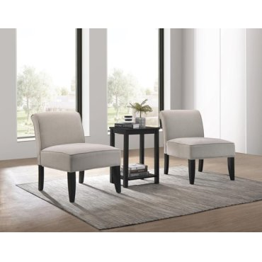 19s, kwu, 3pc pk chair/table