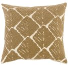 "Luxe Pillows Organic Leaf (22"" x 22"") Product Image"