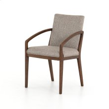 Fisher Dining Chair-orly Natural/almond