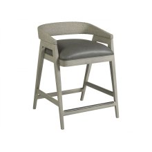 Arne Low Back Counter Stool