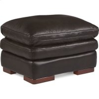 Jake Ottoman w/ Nickel Nail Head Trim Product Image