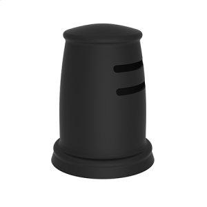 Flat Black Air Gap Cap