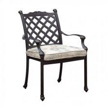 Chiara I Fabric Arm Chair (4/box)