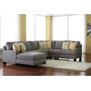 Chamberly - Alloy 4 Piece Sectional Product Image